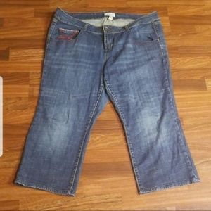Venezia Jeans Capris